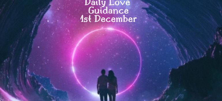 daily love forecast 1st December