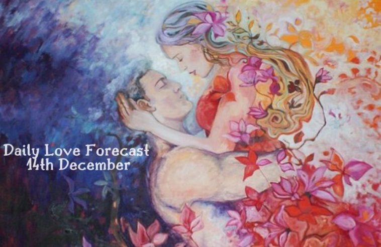daily love forecast 14th december
