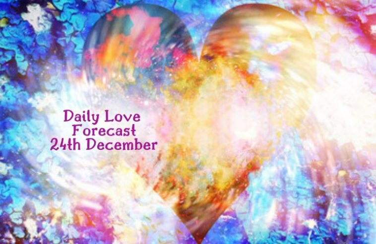 daily love forecast 24th december