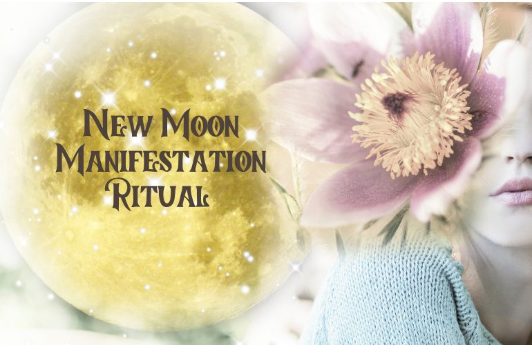 new moon manifestation ritual