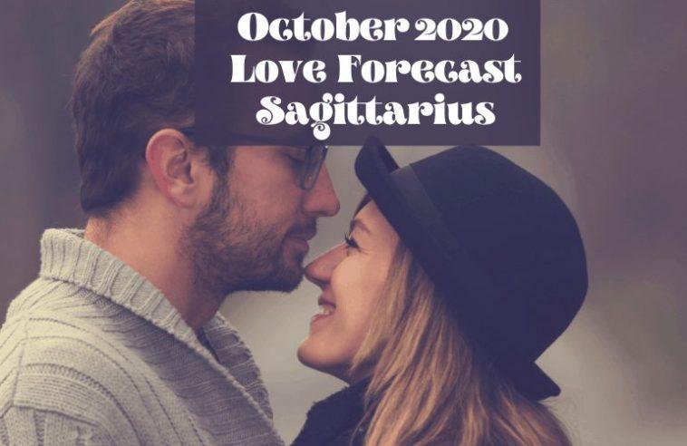 sagittarius october 2020 love horoscope