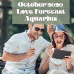 aquarius october 2020 love horoscope