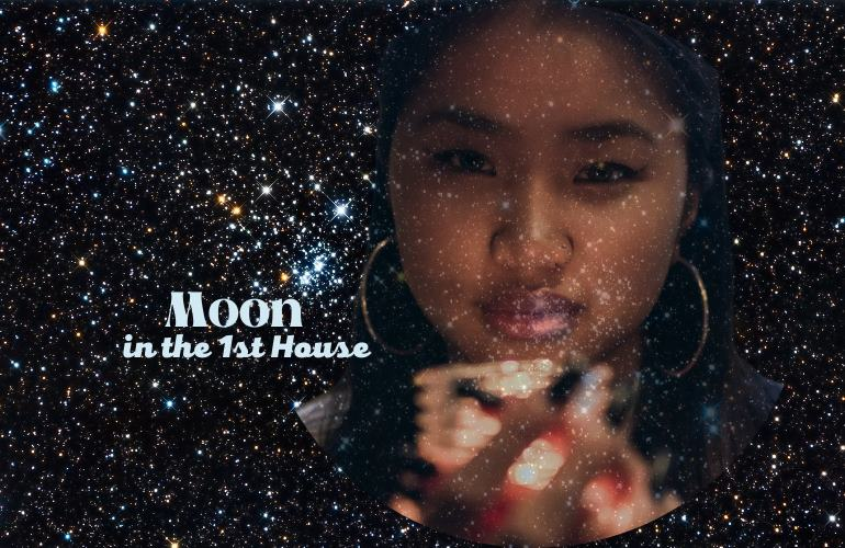 moon in the 1st house