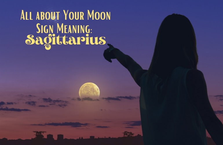 moon in sagittarius meaning
