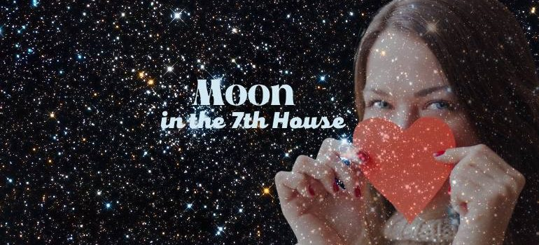 Moon in the 7th House meaning