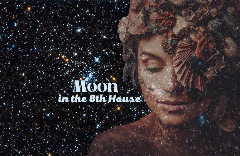 moon in the 8th house meaning