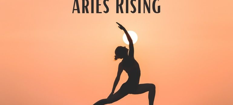 aries rising meaning